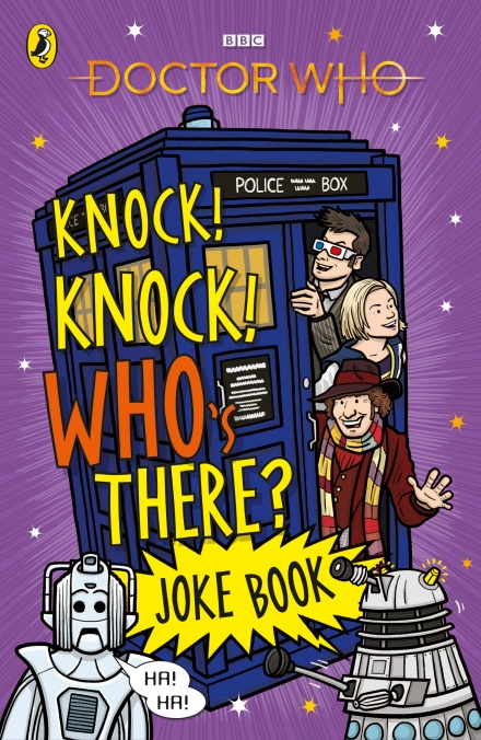 Knock! Knock! Who's There? Joke Book