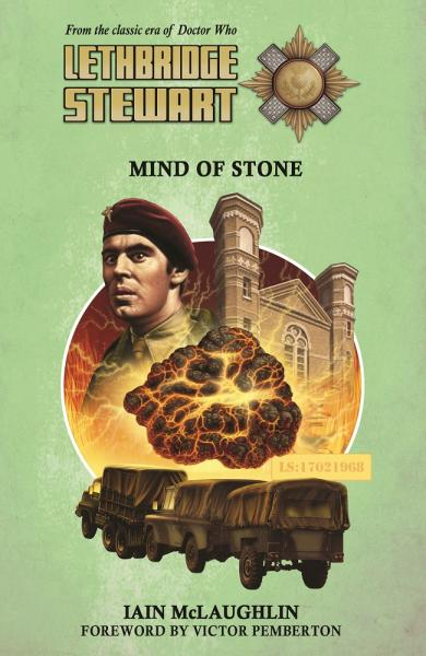 Lethbridge Stewart Mind Of Stone