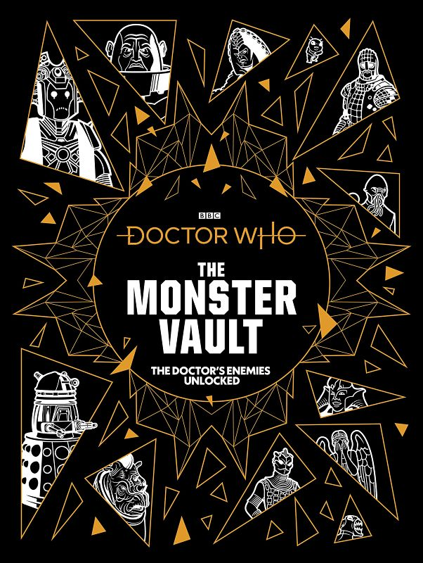 Doctor Who: The Monster Vault Hardcover