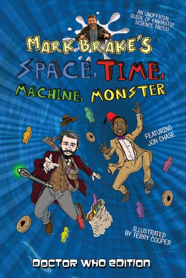 Space, Time, Machine, Monster: Doctor Who Edition