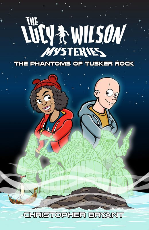 The Lucy Wilson Mysteries: The Phantoms of Tusker Rock