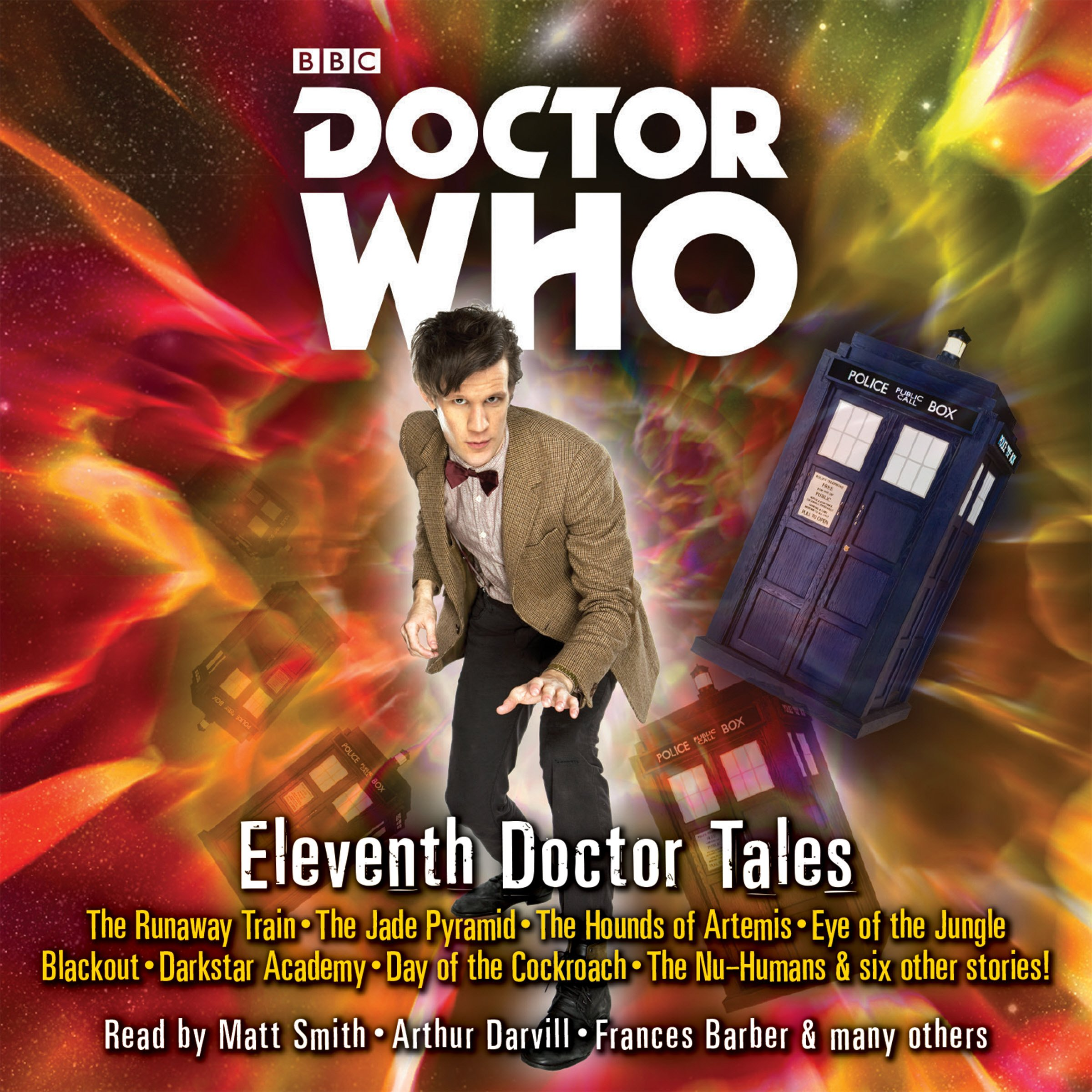 The Eleventh Doctor Adventures