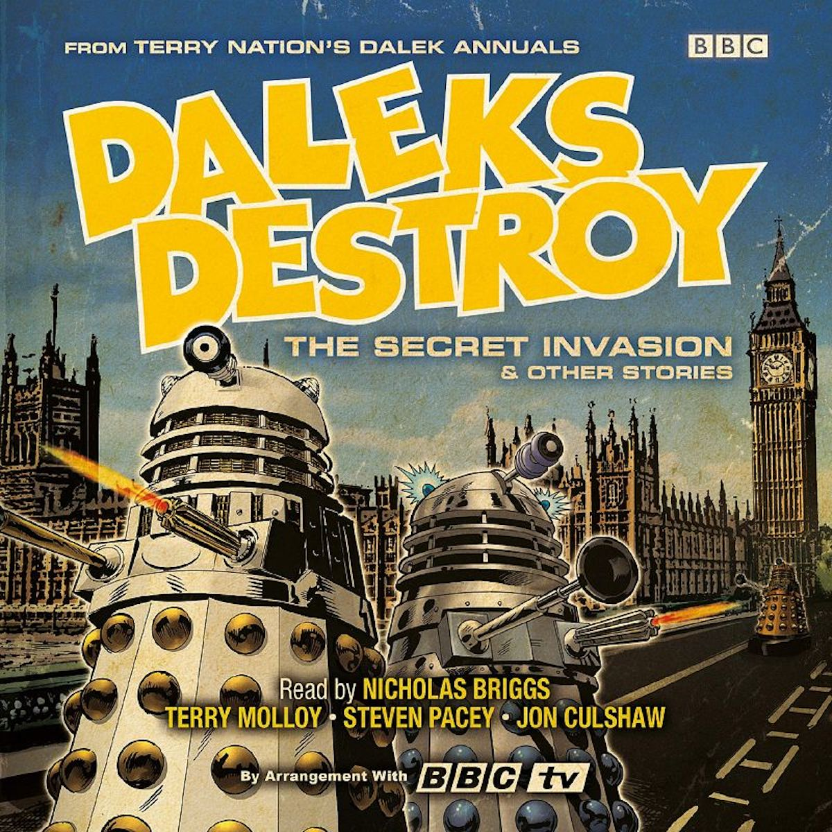 Daleks Destroy: The Secret Invasion & Other Stories