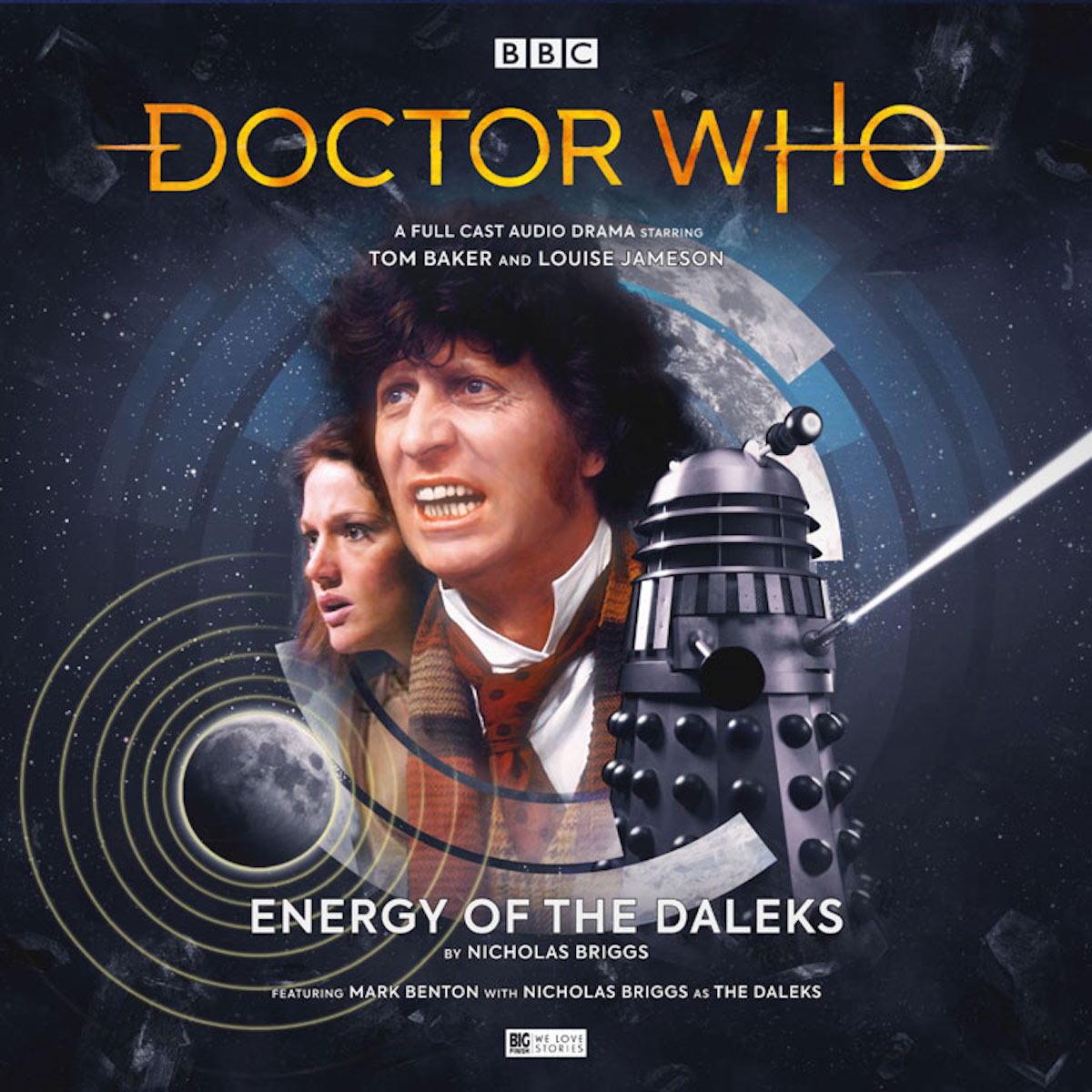 Energy of the Daleks Vinyl