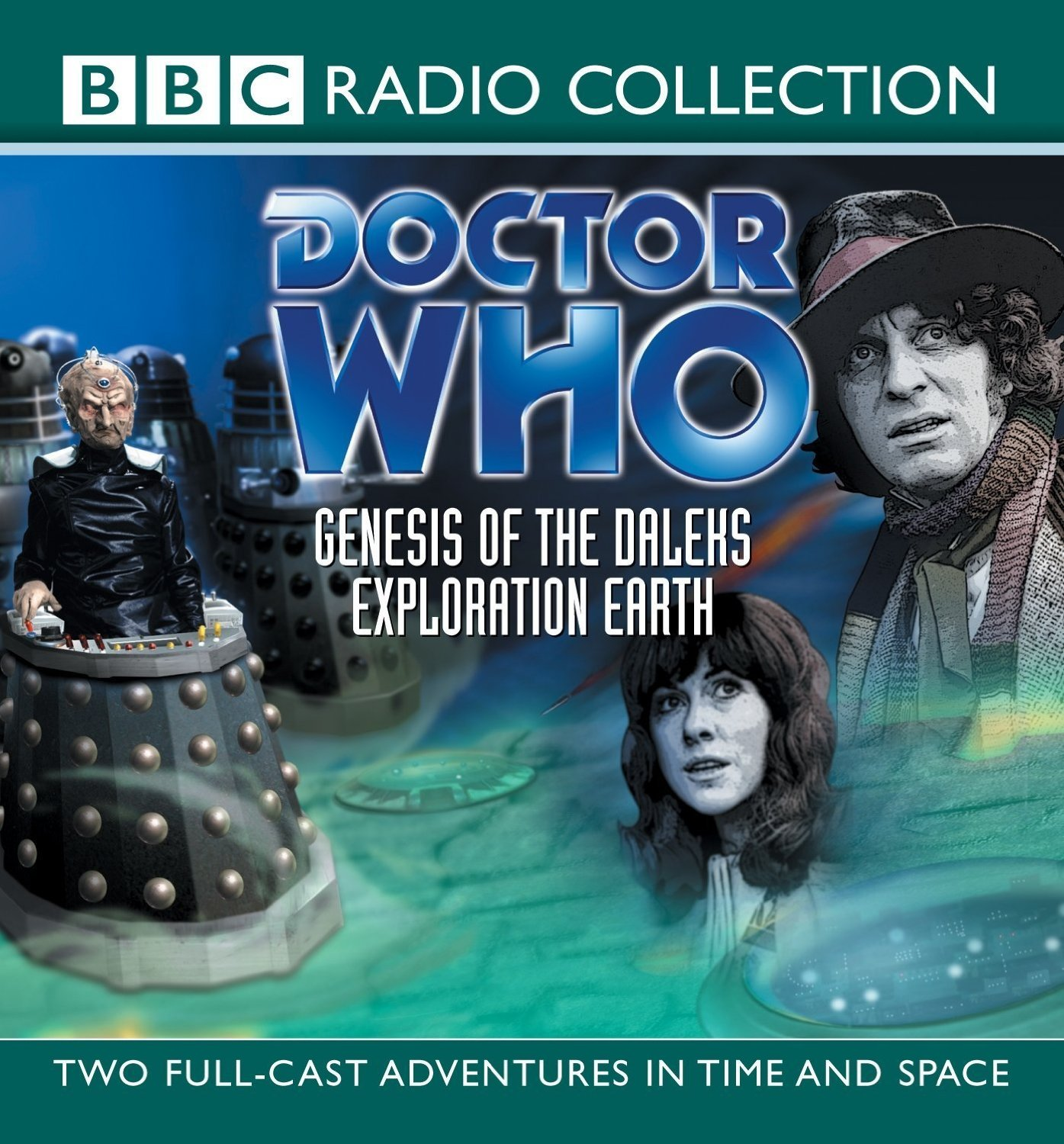 Genesis of the Daleks & Exploration Earth
