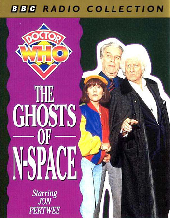 The Ghosts of N Space CD