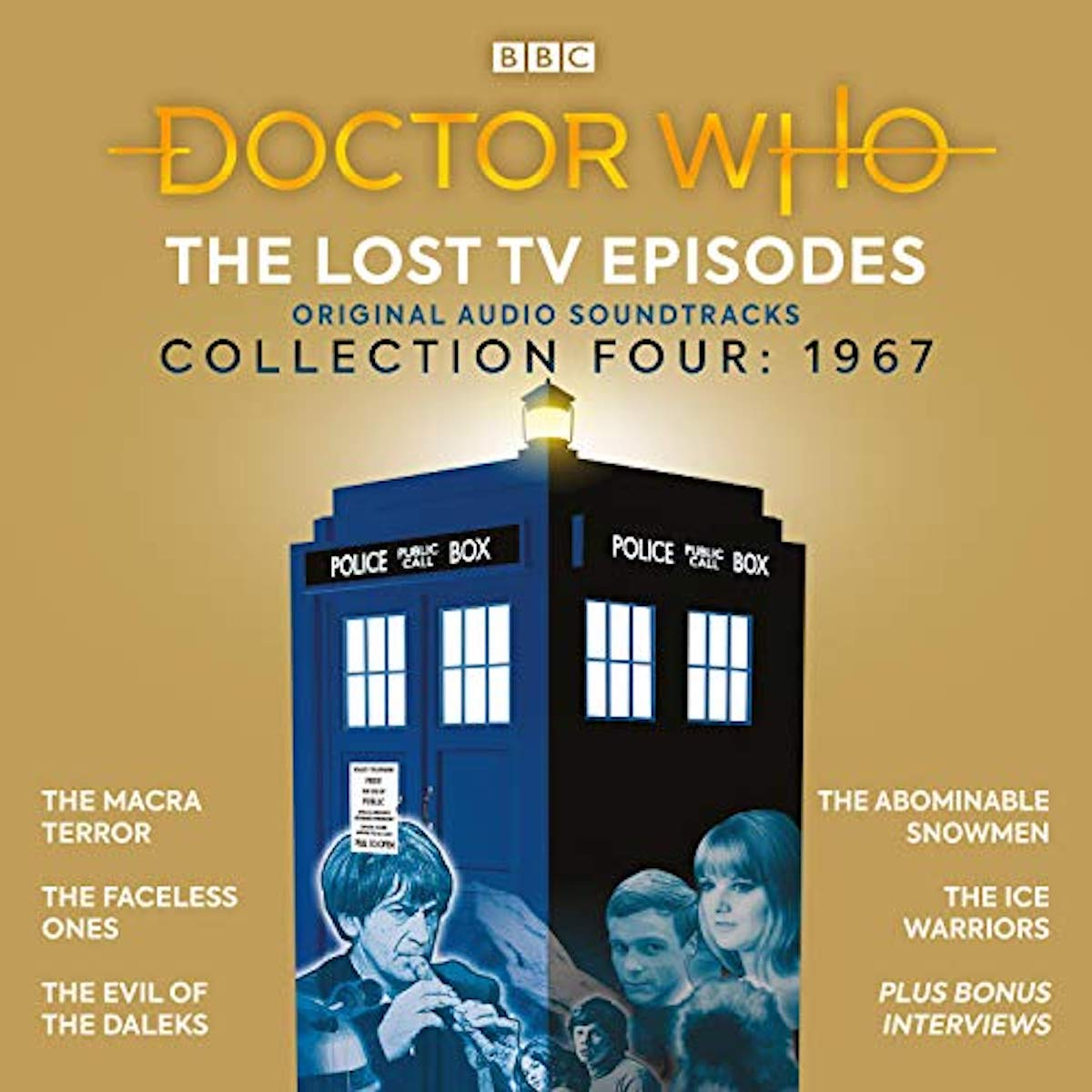 Lost TV Episodes Collection 4 1967