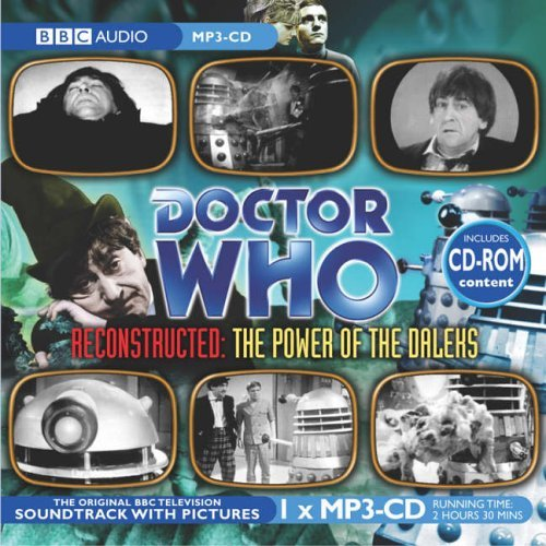 Power of the Daleks MP3