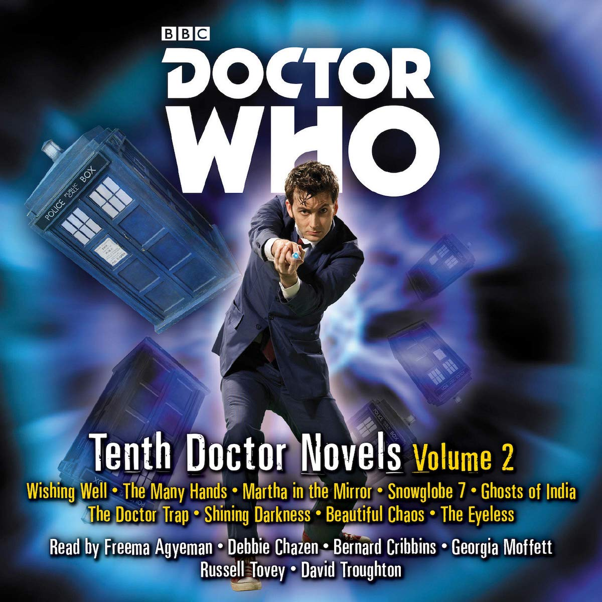 Tenth Doctor Novels: Volume 2