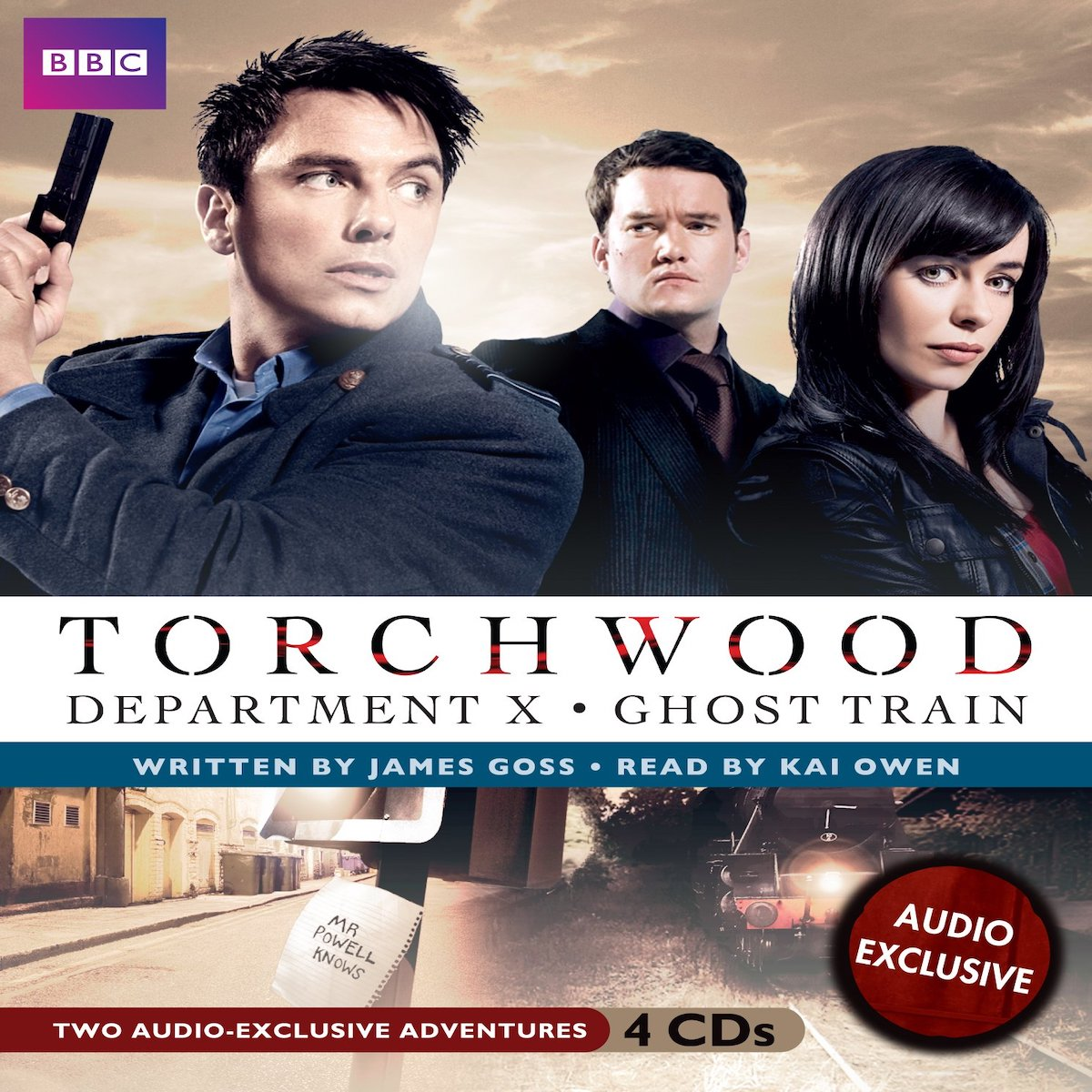 Torchwood Department X
