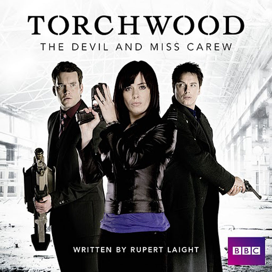 Torchwood The Lost Files