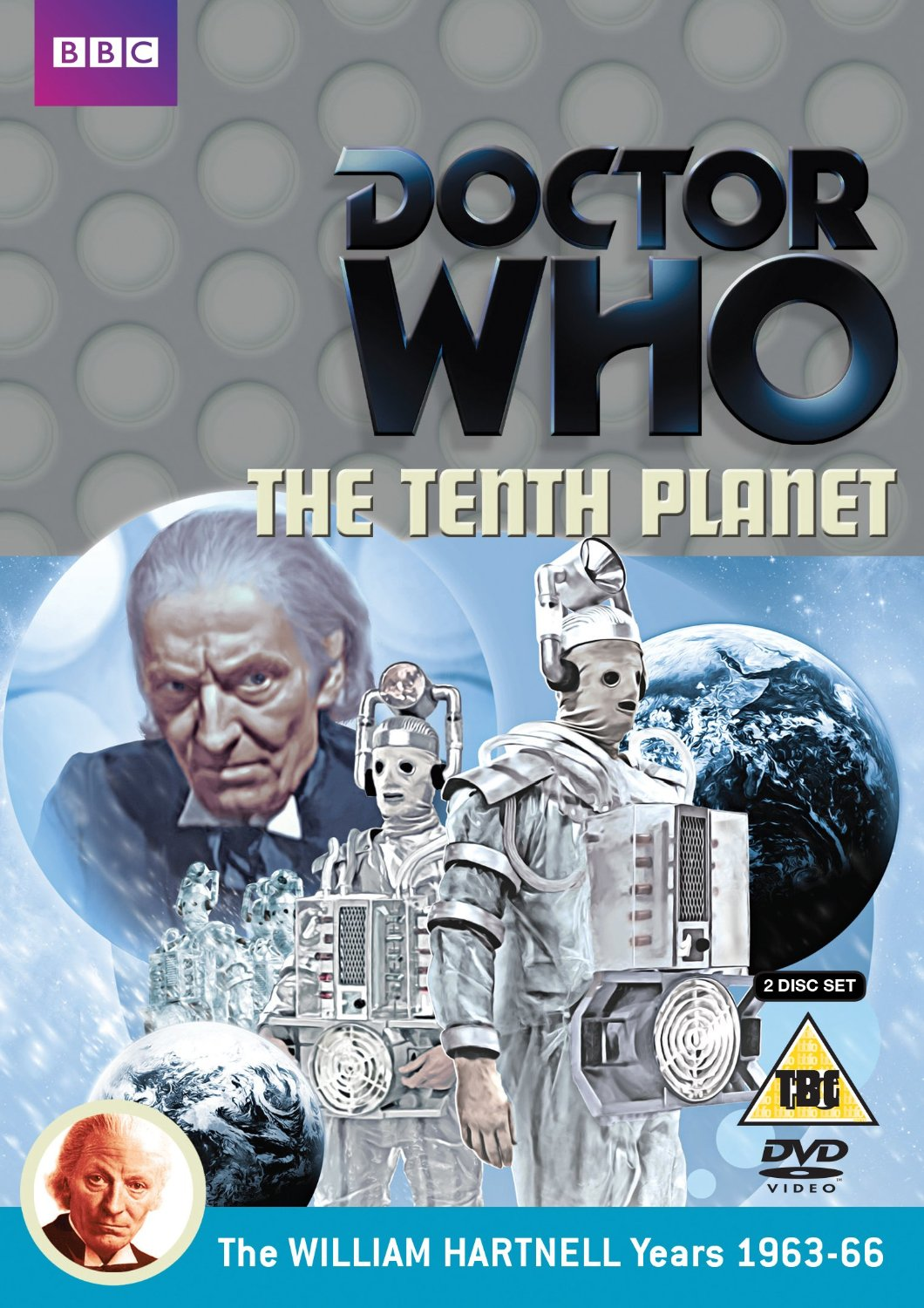 The Tenth Planet DVD