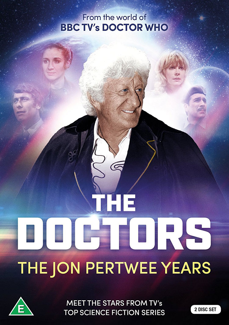 The Third Doctor Years
