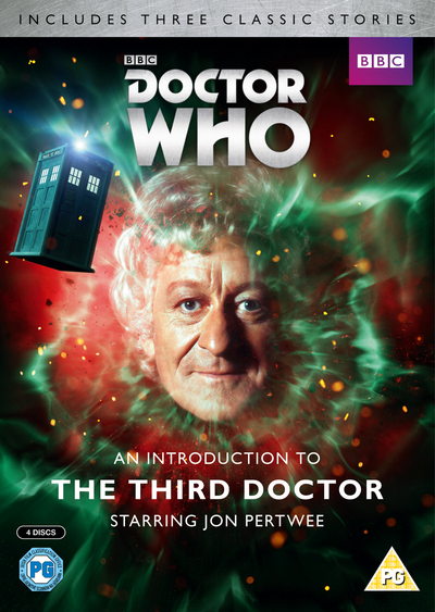 HMV Exclusive An Introduction to the Third Doctor