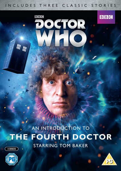 4th Doctor Introduction DVD