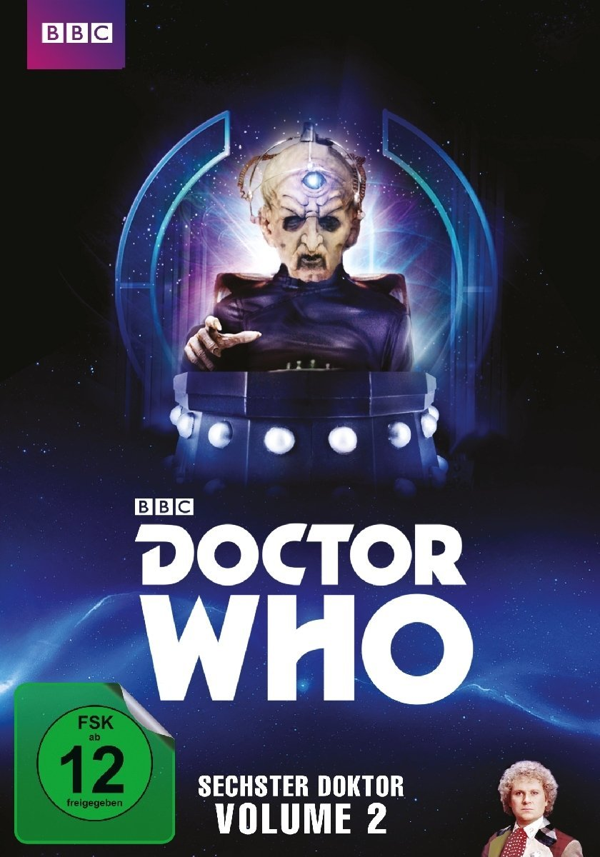 Doctor Who - Sechster Doktor - Volume 2 - DVD
