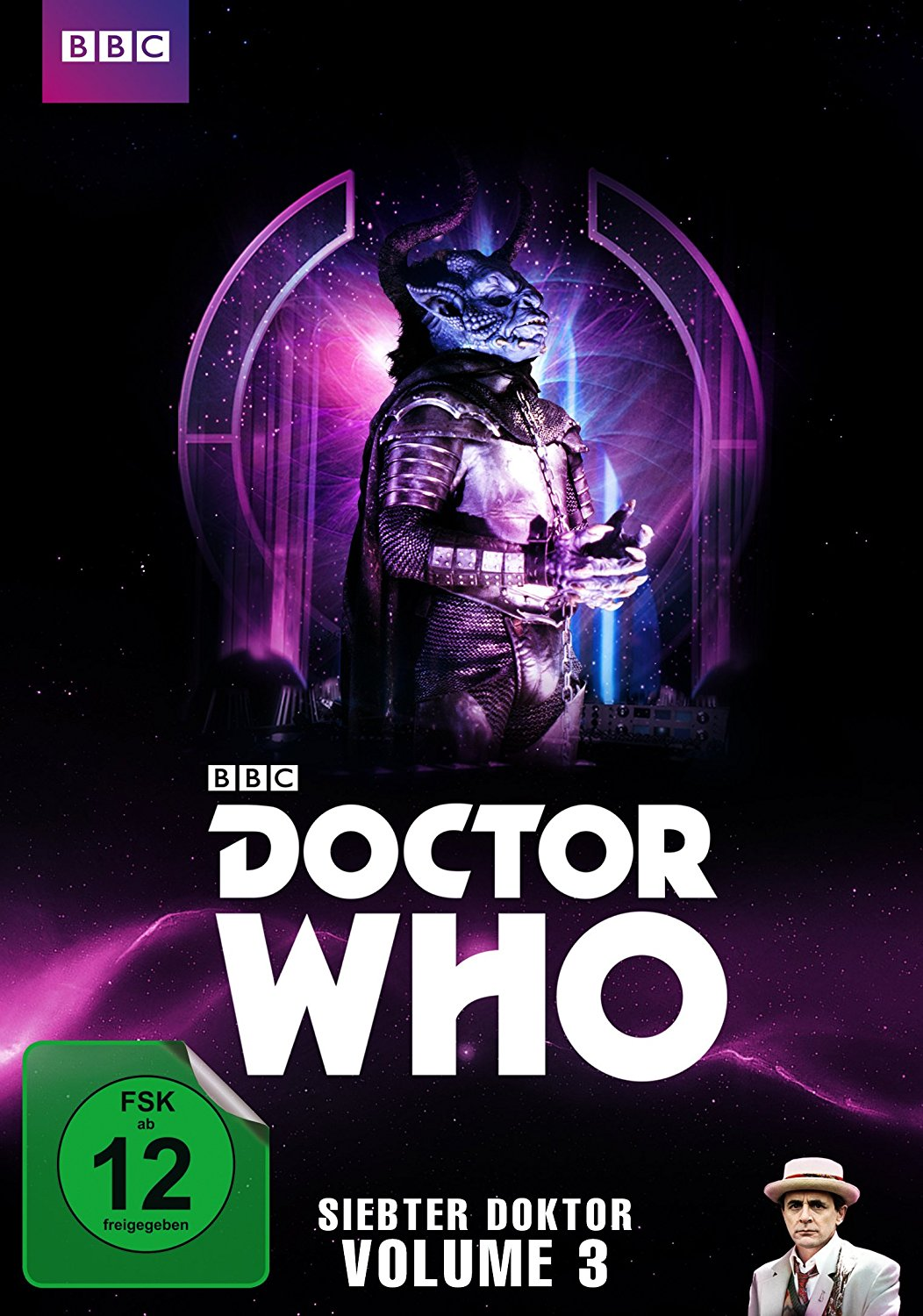 Doctor Who Siebter Doktor - Volume 3 - DVD
