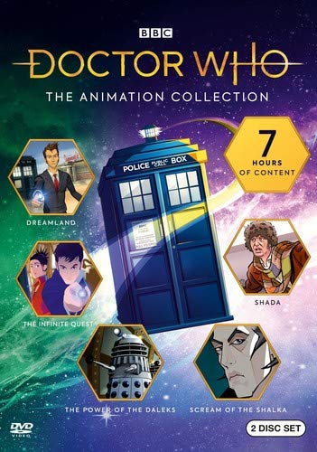 The Animated Collection DVD