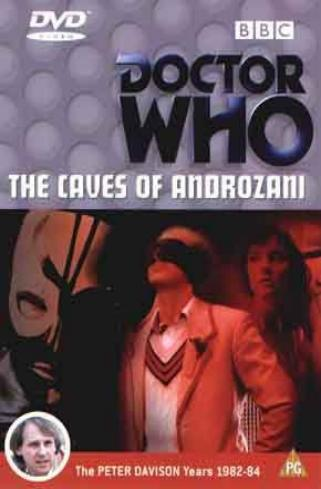 The Caves Of Androzani DVD