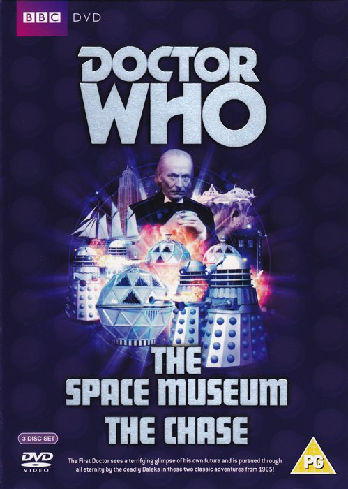 The Chase & The Space Museum DVD