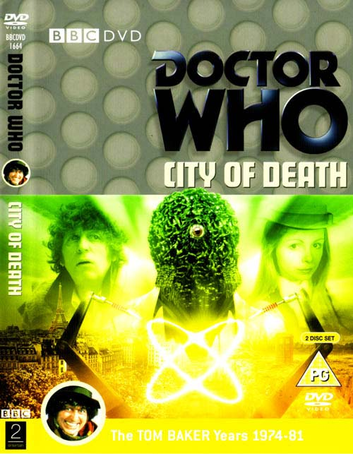 City of Death DVD