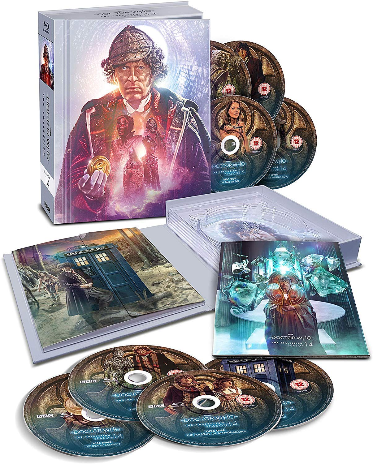 Doctor Who: The Collection – Season 14