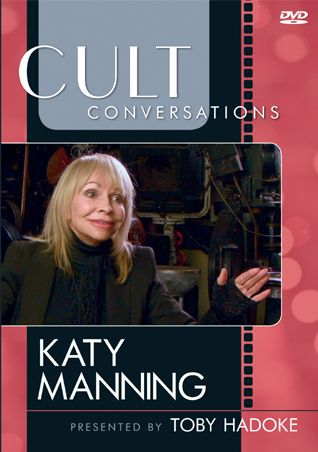 Cult Conversations Katy Manning