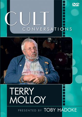 Cult Conversations Terry Molloy