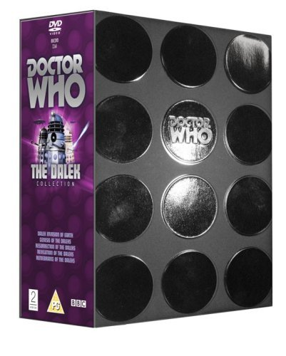 Amazon Limited Dalek set