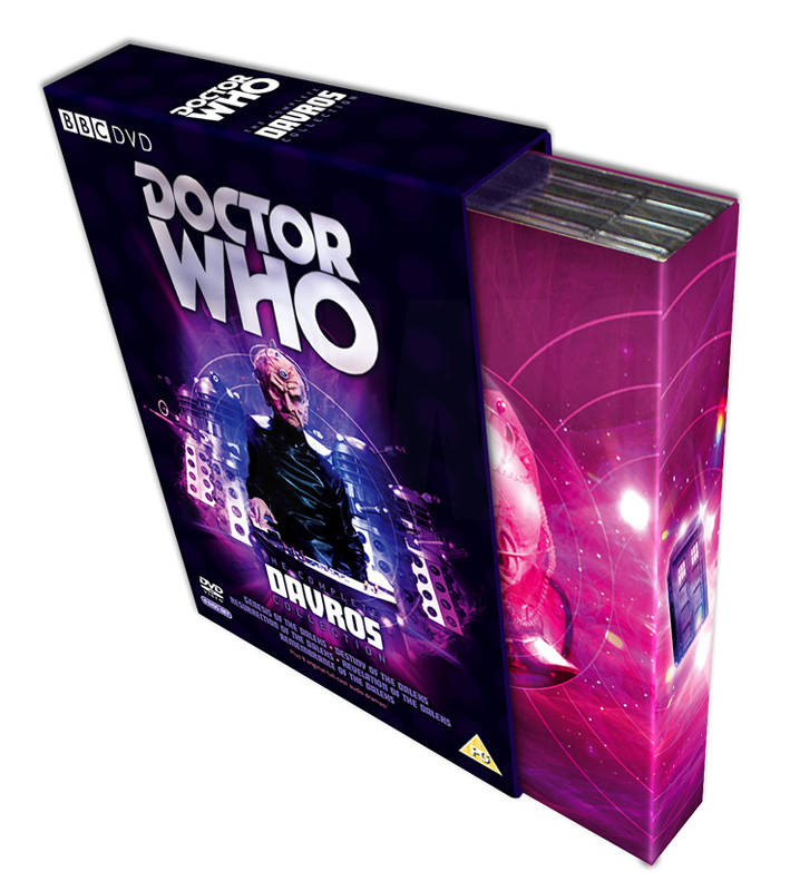 Davros DVD Box Set