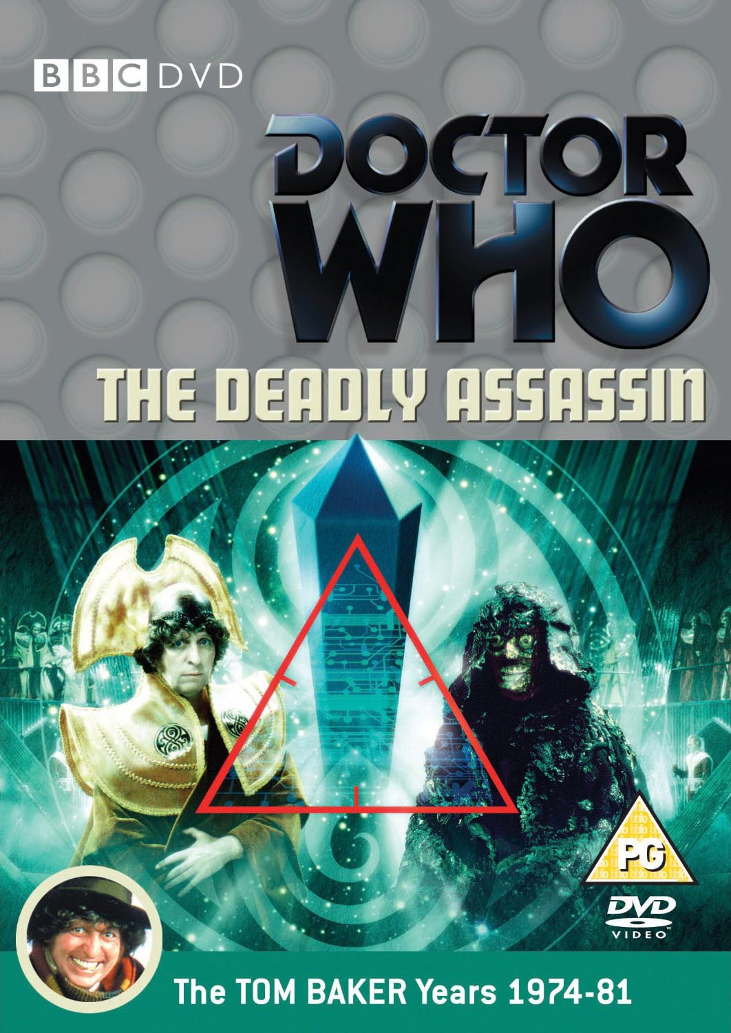 The Deadly Assassin DVD