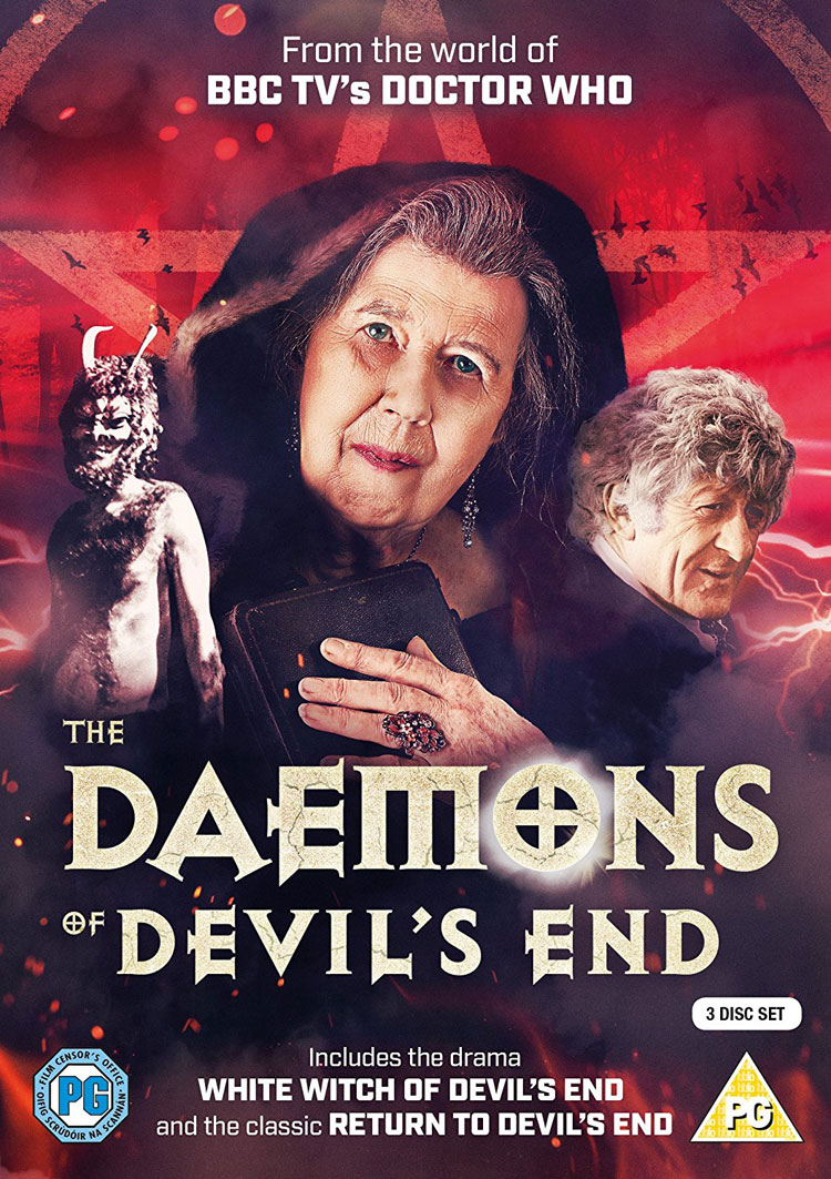 The Daemons of Devil's End: White Witch and Return to Devil's End