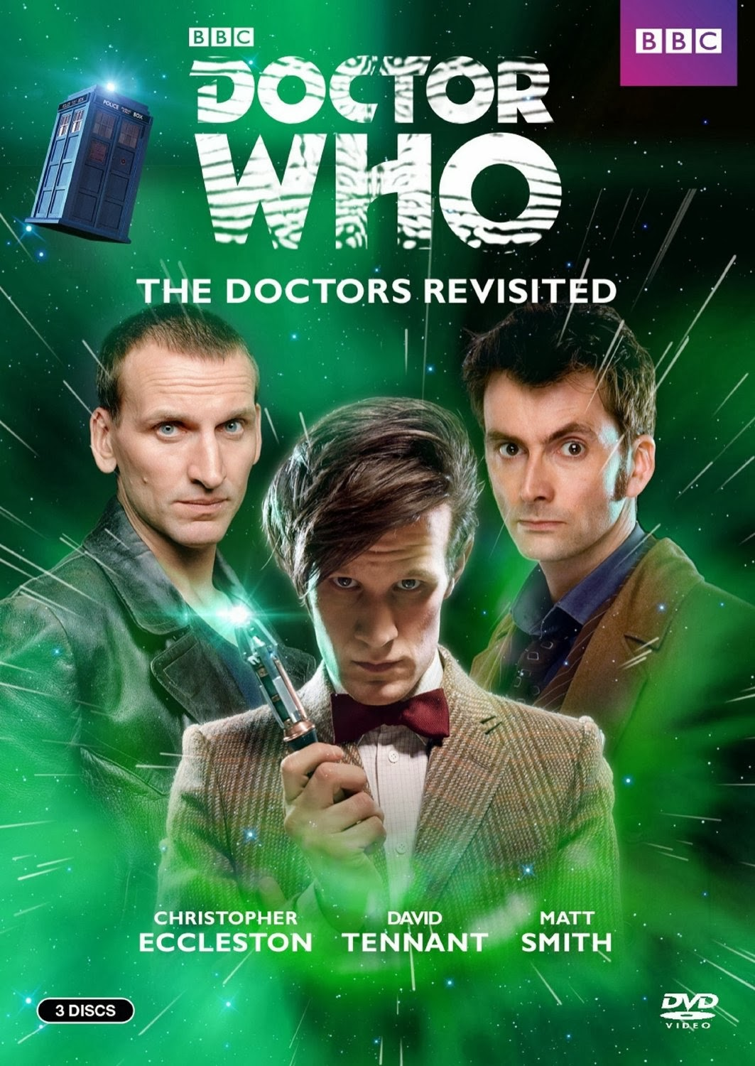 Doctors Revisited Volume Three