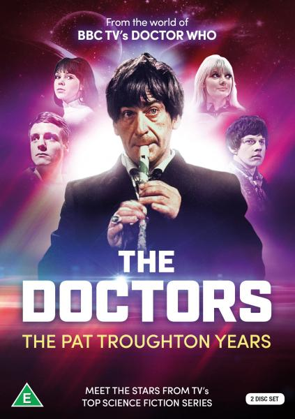 The Second Doctor Years