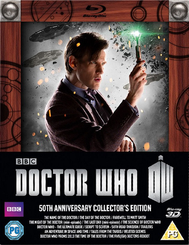 50th Anniversary Box Set