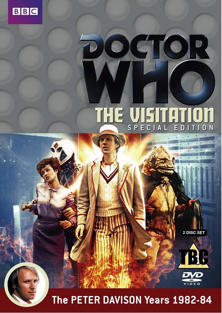 The Visitation Special Ediiton DVD