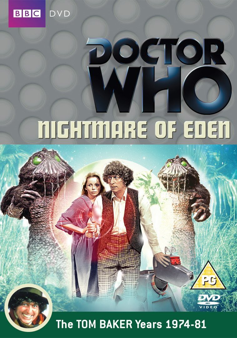 Nightmare of Eden DVD