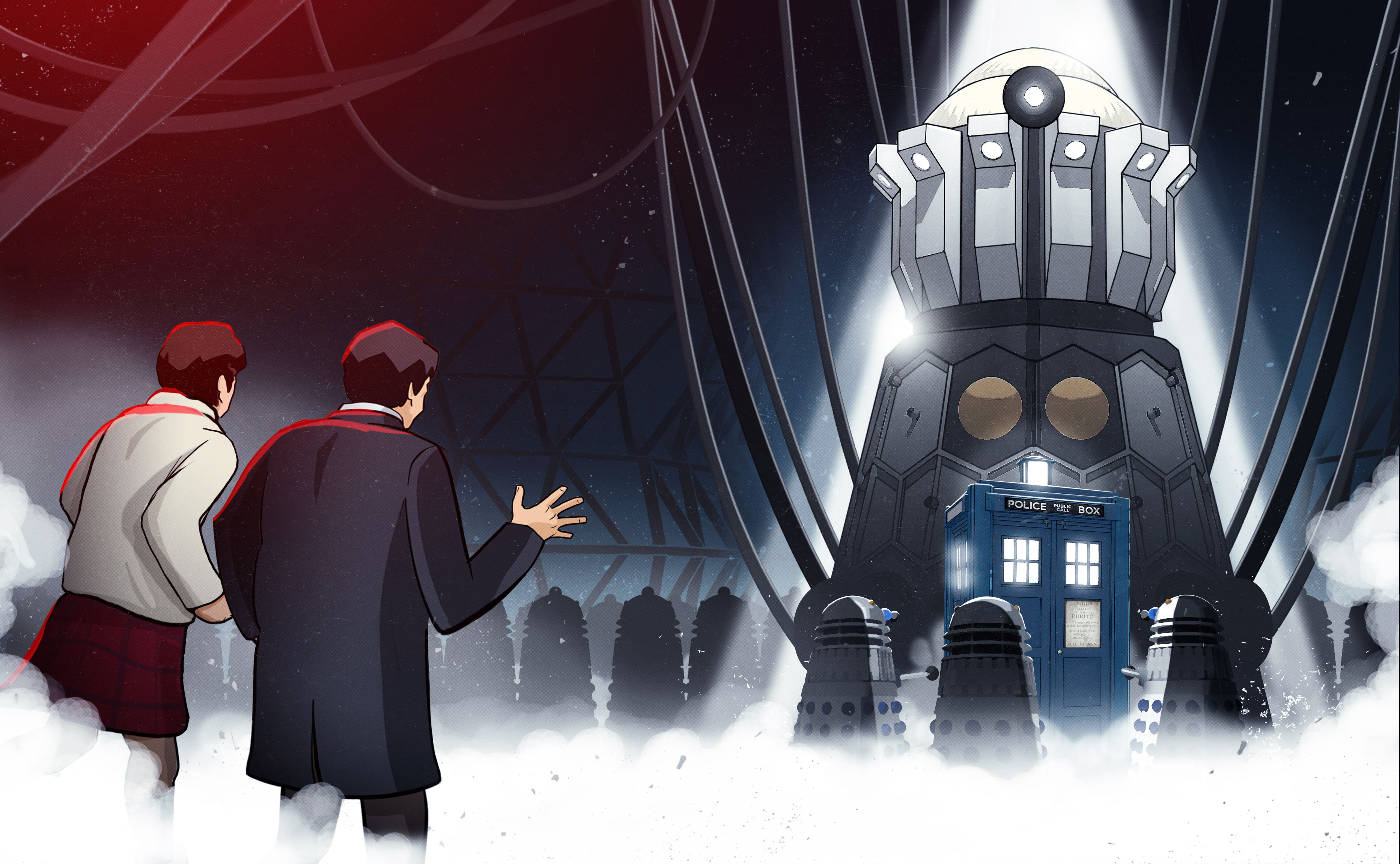 The Evil of the Daleks Special Edition Steelbook