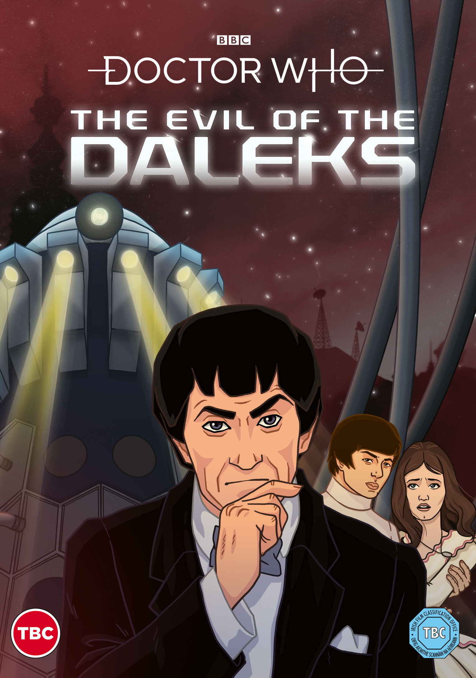 The Evil of the Daleks Special Edition DVD