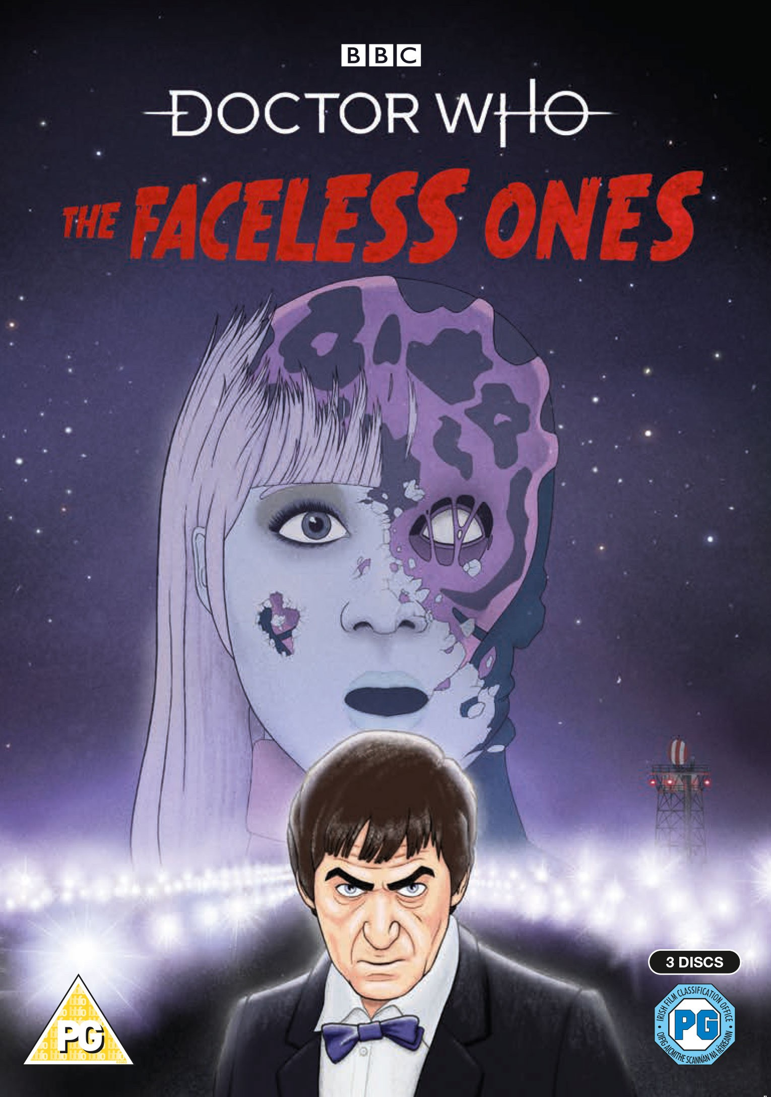 The Faceless Ones DVD