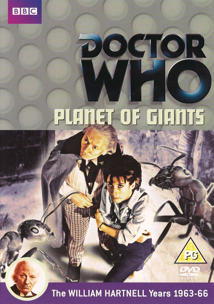 Planet of Giants DVD
