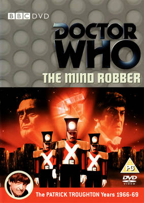 The Mind Robber DVD