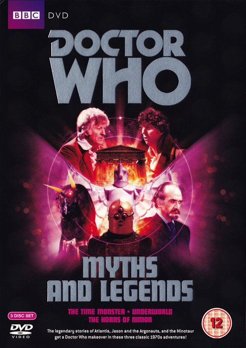 Myths and Legends DVD
