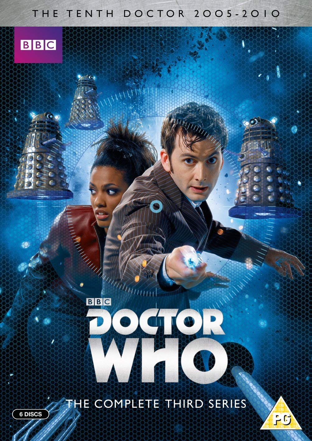Doctor Who The Complete Third Series Repackaged