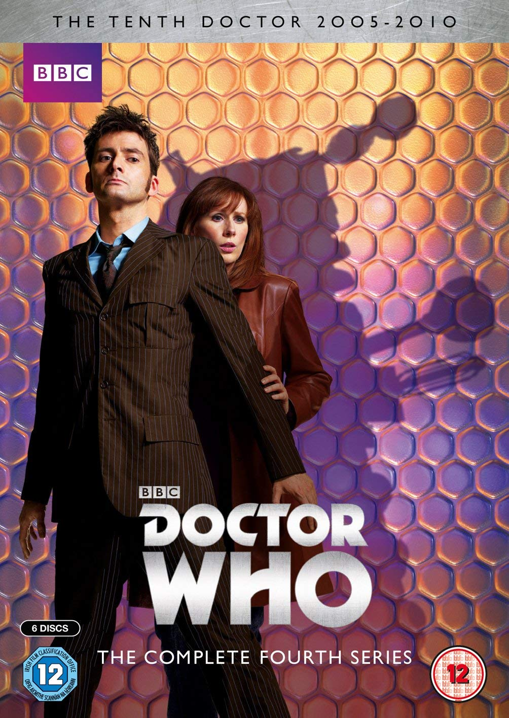 Doctor Who The Complete Fourth Series Repackaged