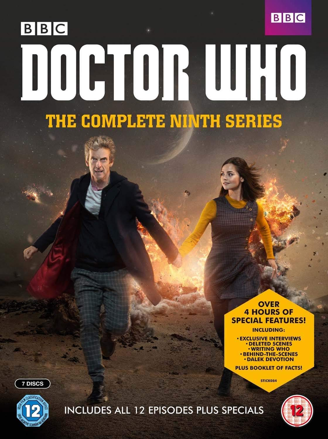 Doctor Who The Complete Series 9 Box Set