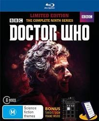 Doctor Who Series 9 Region 4