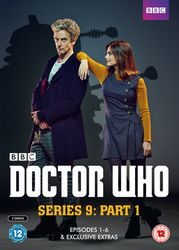 Doctor Who The Complete Series 9 Volume One