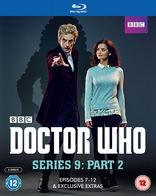 Series 9 Part 2 Blu Ray