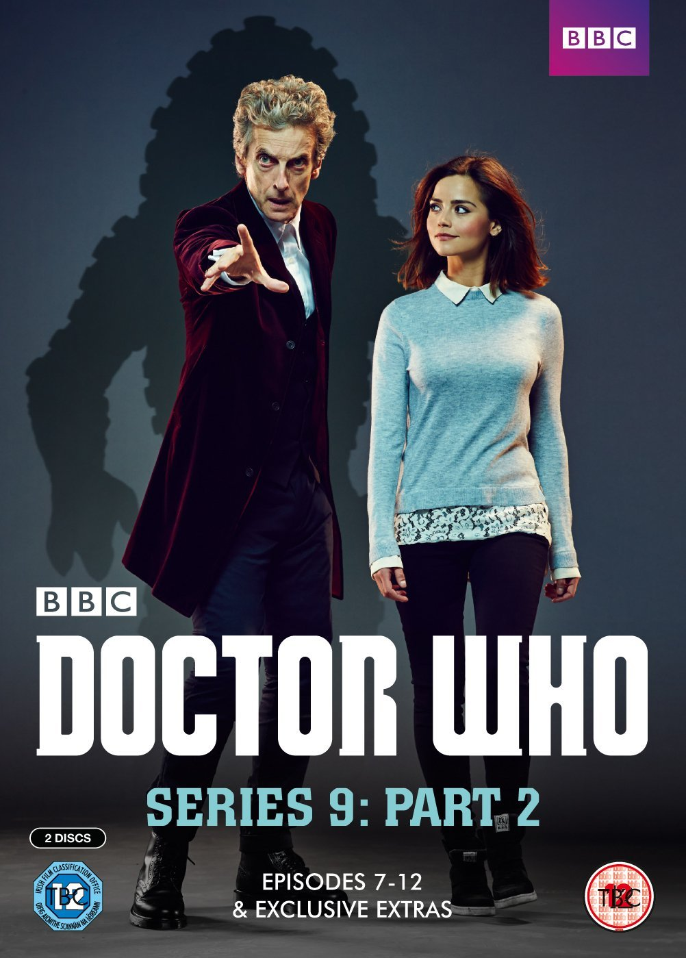 Series 9 Part 2 DVD